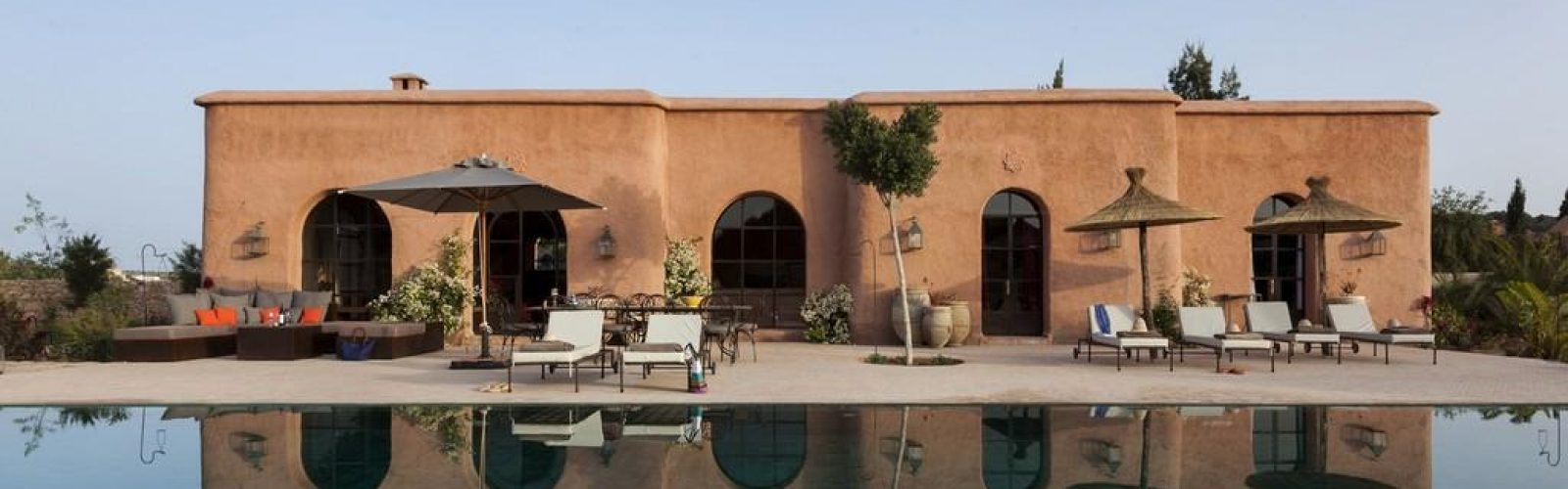 Villa Dans La Campagnes Du0027Essaouira Maroc, Avec Piscine Privée U2013 123medina